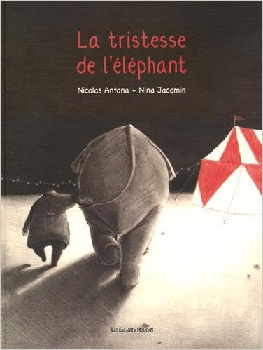 la tristesse de lelephant